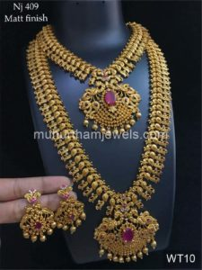 Wedding Jewellery Sets for Rent -WT10