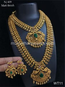 Wedding Jewellery Sets for Rent -WT11
