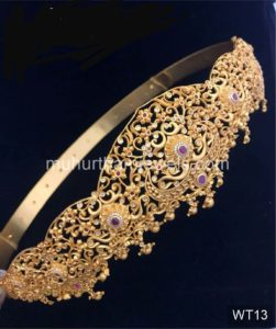 Wedding Jewellery Sets for Rent -WT13