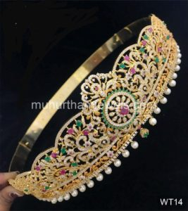 Wedding Jewellery Sets for Rent -WT14