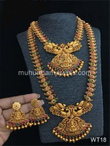 Wedding Jewellery Sets for Rent -WT18