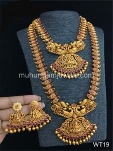 Wedding Jewellery Sets for Rent -WT19