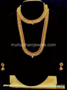 Wedding Jewellery Sets for Rent -WT2