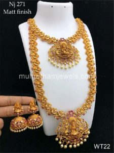 Wedding Jewellery Sets for Rent -WT22