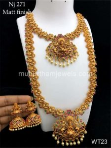 Wedding Jewellery Sets for Rent -WT23
