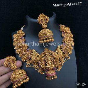 Wedding Jewellery Sets for Rent -WT24