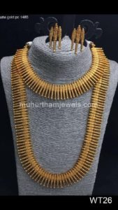 Wedding Jewellery Sets for Rent -WT26