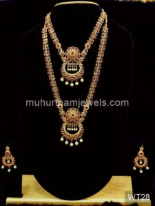 Wedding Jewellery Sets for Rent -WT28