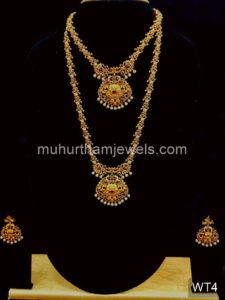 Wedding Jewellery Sets for Rent -WT4