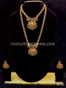 Wedding Jewellery Sets for Rent -WT6