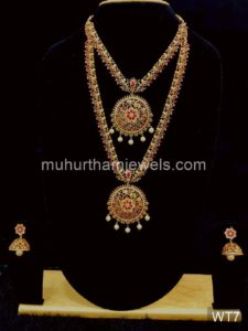 Wedding Jewellery Sets for Rent -WT7