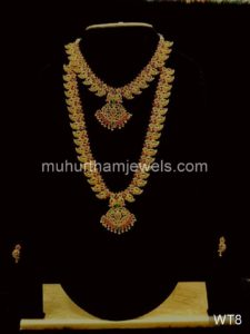 Wedding Jewellery Sets for Rent -WT8