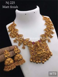 Wedding Jewellery Sets for Rent -WT9
