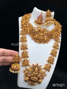 Wedding Jewellery Sets for Rent -WTH21