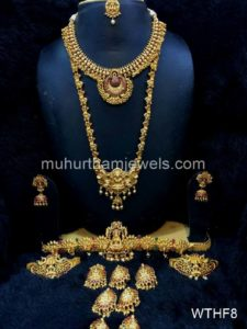 Wedding Jewellery Sets for Rent WTHF8