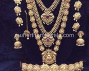 Bridal Jewellery Sets on Rent - Get Price in Whatsapp