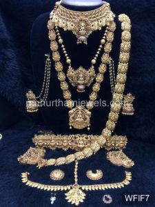 Temple Jewelry Sets for Rent - WFIF7